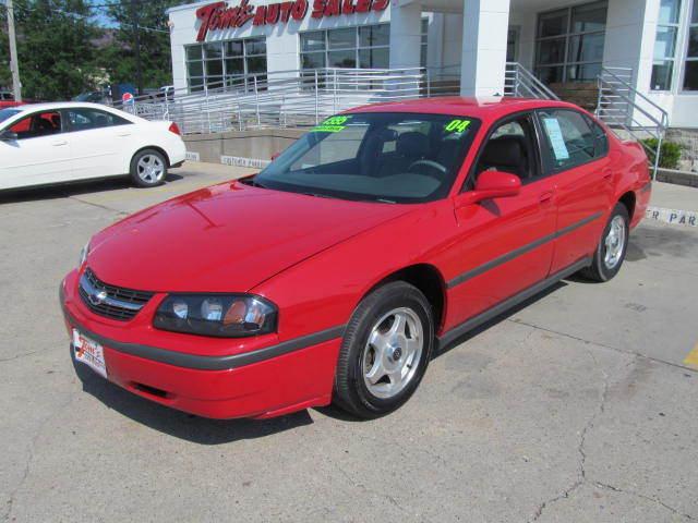 2004 Chevrolet Impala near Des Moines IA 50317 for $4,995.00